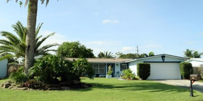 211 Osage Drive, Indian Harbour Beach, FL 32937 - MLS#: 818142