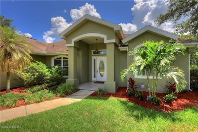 5669 Cypress Creek Drive, Grant Valkaria, FL 32949 - MLS#: 818150