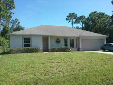 470 Halloran Street, Palm Bay, FL 32909 - MLS#: 818171