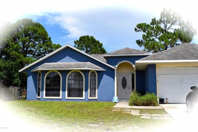 1215 Lamplighter Drive, Palm Bay, FL 32907 - MLS#: 818172