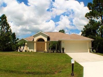 3033 Tropical Circle, Palm Bay, FL 32909 - MLS#: 818198