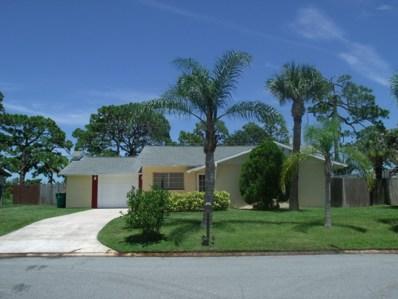 680 Buttonwood Drive, Merritt Island, FL 32953 - MLS#: 818287