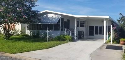 323 Loquat Drive, Barefoot Bay, FL 32976 - MLS#: 818299