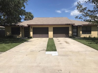 35 W Towne Place, Titusville, FL 32796 - MLS#: 818307