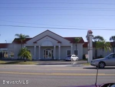 1227 S Patrick Drive UNIT 106, Satellite Beach, FL 32937 - MLS#: 818322
