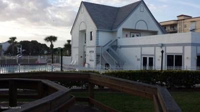 639 Ocean Park Lane UNIT 252, Cape Canaveral, FL 32920 - MLS#: 818370