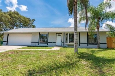 4915 Greenhill Street, Cocoa, FL 32927 - MLS#: 818382