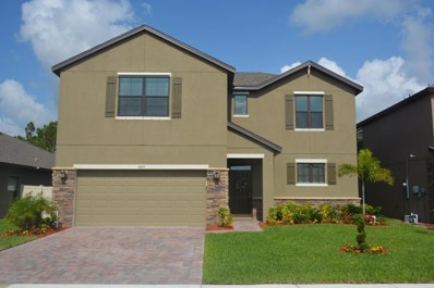 1443 Musgrass Circle, West Melbourne, FL 32904 - MLS#: 818396