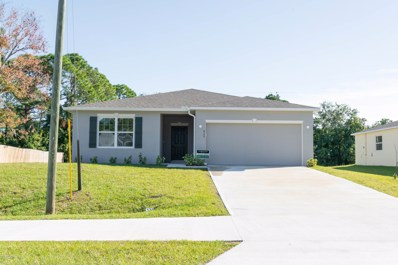 829 Eldron Boulevard, Palm Bay, FL 32909 - MLS#: 818459