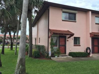 4125 Ocean Beach Boulevard UNIT 1, Cocoa Beach, FL 32931 - MLS#: 818464