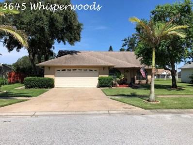 3645 Whisperwood Circle, Melbourne, FL 32901 - MLS#: 818470