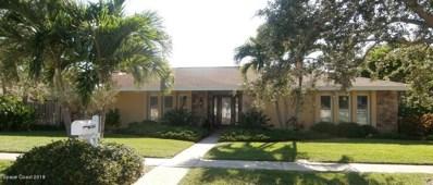 684 Caribbean Road, Satellite Beach, FL 32937 - MLS#: 818471