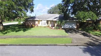 1213 Sugar Creek Lane, Rockledge, FL 32955 - MLS#: 818480