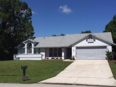 1080 NW Lamplighter Drive, Palm Bay, FL 32907 - MLS#: 818532