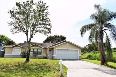 571 California Avenue, Palm Bay, FL 32907 - MLS#: 818564