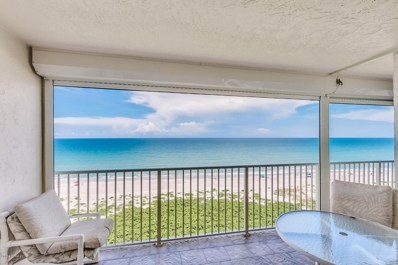 830 N Atlantic Avenue UNIT B1103, Cocoa Beach, FL 32931 - MLS#: 818579