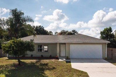 6347 Brack Street, Cocoa, FL 32927 - MLS#: 818585