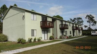 421 Mercury Avenue, Palm Bay, FL 32909 - MLS#: 818591