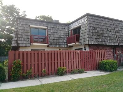 49 Piney Branch Way UNIT D, West Melbourne, FL 32904 - MLS#: 818707