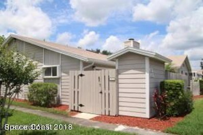1935 Quail Ridge Court UNIT 204, Cocoa, FL 32926 - MLS#: 818711