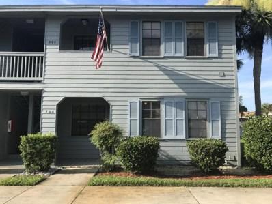 1775 Harrison Street UNIT 105, Titusville, FL 32780 - MLS#: 818744