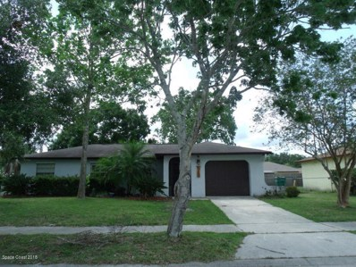3683 Crossbow Drive, Cocoa, FL 32926 - MLS#: 818870