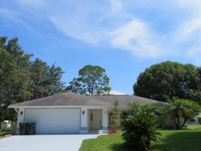 426 Barcelona Road, Palm Bay, FL 32909 - MLS#: 818884