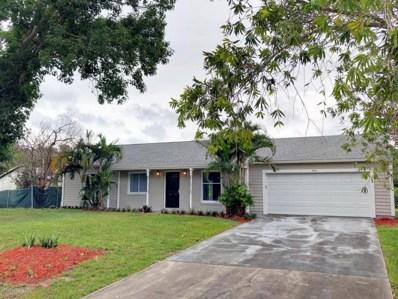 990 Forest Street, Palm Bay, FL 32907 - MLS#: 818918