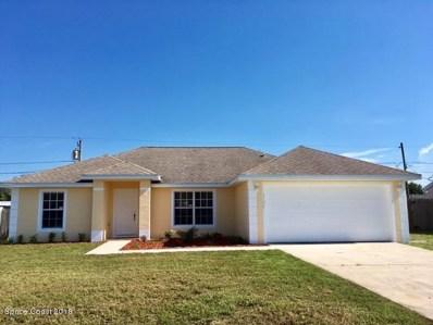 2124 Clover Street, Palm Bay, FL 32905 - MLS#: 818919