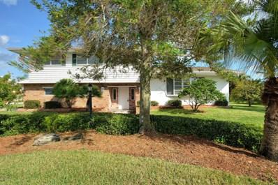 100 Cat Cay Lane, Indian Harbour Beach, FL 32937 - MLS#: 819002