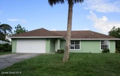 116 Donald Avenue, Palm Bay, FL 32907 - MLS#: 819079