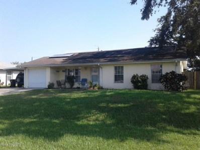 1851 Fallon Boulevard, Palm Bay, FL 32907 - MLS#: 819083
