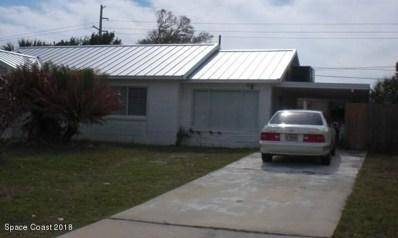 485 Poinciana Drive, Melbourne, FL 32935 - MLS#: 819165