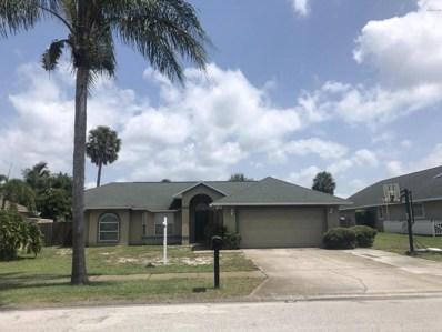 350 Quail Drive, Merritt Island, FL 32953 - MLS#: 819191