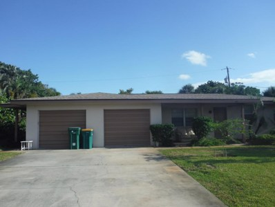 108 2nd Avenue, Indialantic, FL 32903 - MLS#: 819259