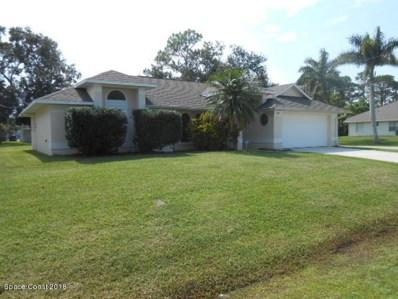 870 Aachen Avenue, Palm Bay, FL 32907 - MLS#: 819261