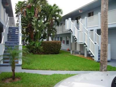 7165 Ridgewood Avenue UNIT 2, Cape Canaveral, FL 32920 - MLS#: 819282