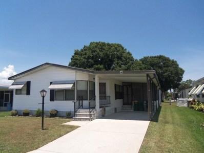 494 Dolphin Circle, Barefoot Bay, FL 32976 - MLS#: 819287