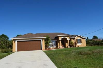 419 Forrest Hills Street, Palm Bay, FL 32908 - MLS#: 819295