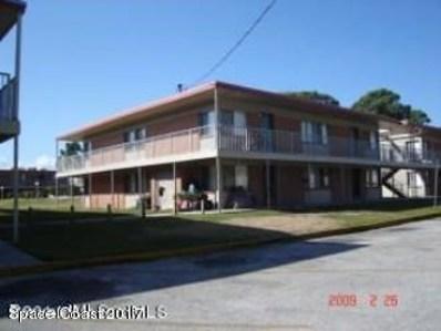 800 N Fiske Boulevard UNIT 105, Cocoa, FL 32922 - MLS#: 819301