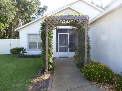 7371 Glenwood Road, Cocoa, FL 32927 - MLS#: 819339