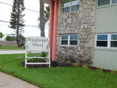 5600 N Banana River Boulevard UNIT 5, Cocoa Beach, FL 32931 - MLS#: 819344