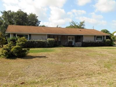 1844 Edith Street, Palm Bay, FL 32907 - MLS#: 819351