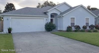 386 Tunbridge Drive, Rockledge, FL 32955 - MLS#: 819390