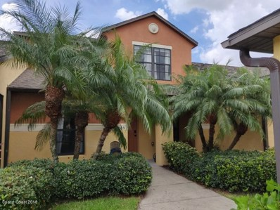750 Luminary Circle UNIT 105, Melbourne, FL 32901 - MLS#: 819423