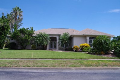 142 Hidden Cove Drive, Melbourne Beach, FL 32951 - MLS#: 819433
