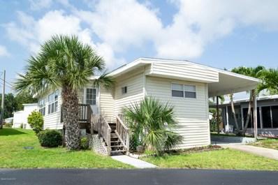 3003 Indian River Drive UNIT 291, Palm Bay, FL 32905 - MLS#: 819449