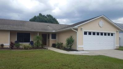 1248 Sleepy Hollow Lane, Rockledge, FL 32955 - MLS#: 819458