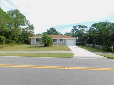 1041 Eldron Boulevard, Palm Bay, FL 32909 - MLS#: 819466