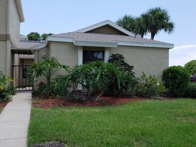 1470 Sheafe Avenue UNIT 110, Palm Bay, FL 32905 - MLS#: 819482